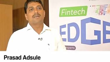 Prasad Adsule- Rubique has allowed me to mix every bank product & showcase to the customers
