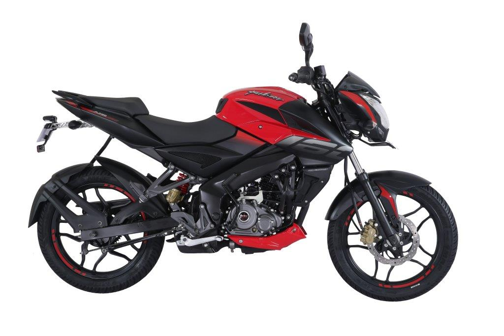 Pulsar NS 160 Passion red