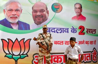 Once pariahs, RSS has now produced India's Prime Minister, President and Vice-President