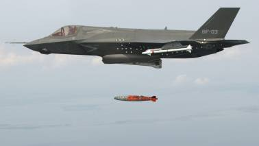 Amidst escalating tension, the US flies bombers over Korean peninsula