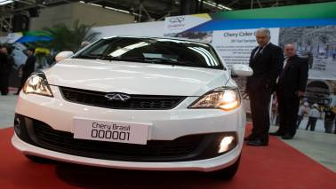 Chinese car maker Chery International planning to tie-up with Tata to enter the Indian market