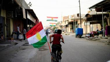 Kurdistan never intended to engage in war with Iraq, foreign minister says