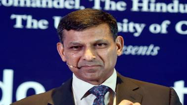 Let India grow at 8-10% for 10 yrs before chest-thumping: Raghuram Rajan