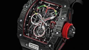 This $1 million watch sold out as soon as it was released