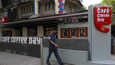 Café Coffee Day operator's stock falls over 10% on buzz of undisclosed income seen at Rs 650 cr