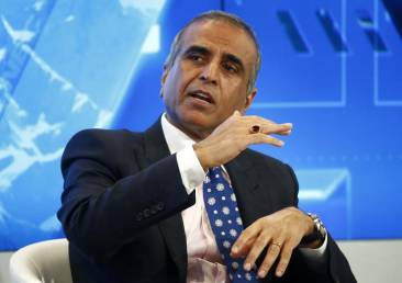 Competition in telecom coming down, says Sunil Mittal
