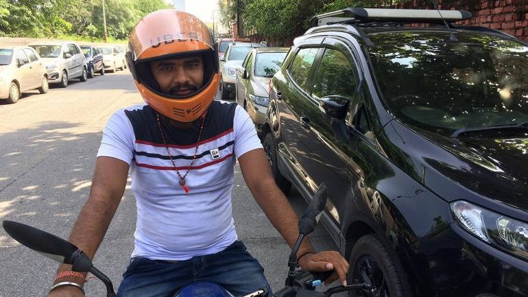 How bike taxis are becoming a source of livelihood for India's youth