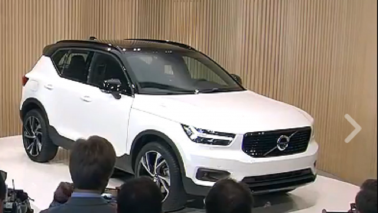 Volvo unveils XC40 at Milan, expected to be priced at Rs 28 lakh in India