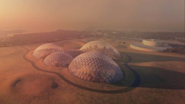 UAE to spend Rs 895 crore to build a futuristic city simulating life on Mars