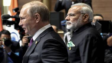 PM Narendra Modi, Vladimir Putin vow to boost cooperation in oil, natural gas sector