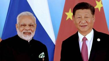 Ready to work with India to promote bilateral relations: China