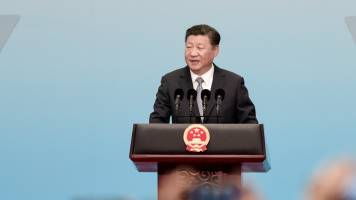 China's GDP rose to $12.1 trillion in last five years: Xi Jinping