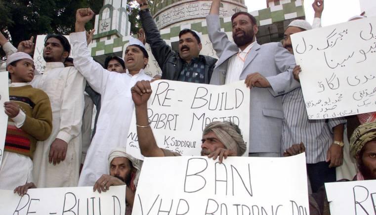Ayodhya-Ramjanmabhoomi case's chief litigant Mahant Bhaskar Das dies