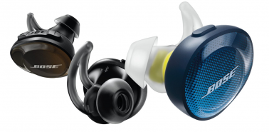Apple of the ear? Bose introduces SoundSport Free - its first wireless earbuds