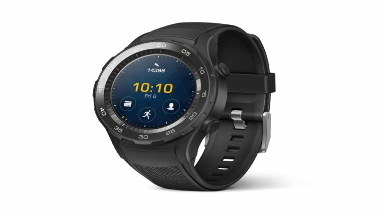 Huawei launches 4G-enabled fitness wearable Huawei Watch 2 at Rs 20,999