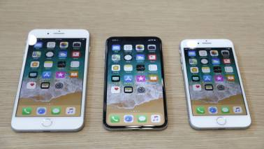 iPhone X leaves Samsung Galaxy S8 and OnePlus 5 far behind in performance