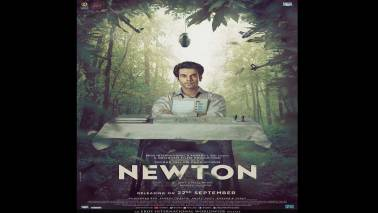 Rajkummar Rao's Newton is India's Best Foreign Language Film entry for Oscars