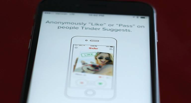 Tinder Strikes Gold in Apple's App Store