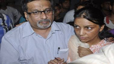 Talwar couple embarks on tour, a day after release from jail