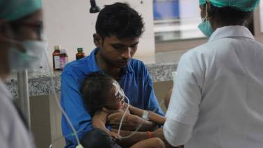 Gorakhpur tragedy repeats itself, 69 children dead in 4 days at BRD Medical College