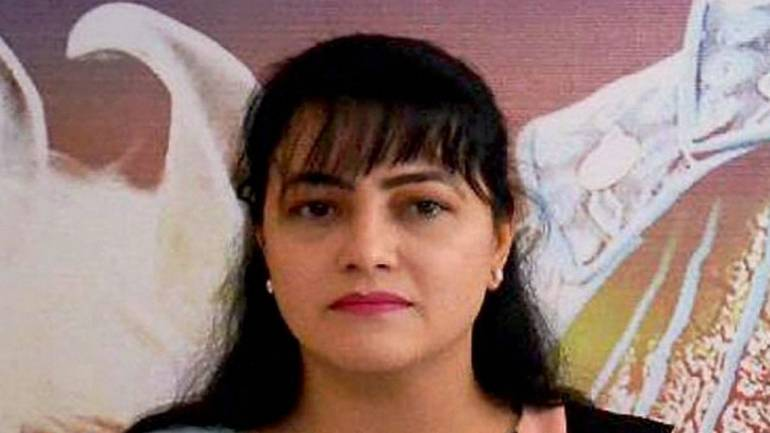 Honeypreet's police remand extended by three days till Oct 13