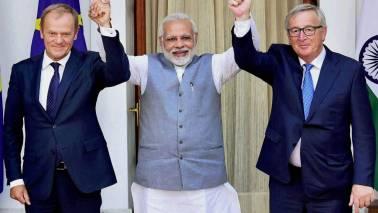 India, EU hold 14th summit talks