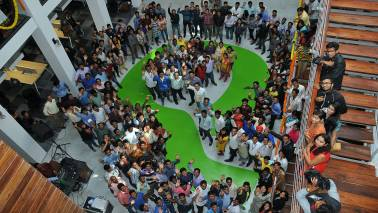 How Quikr is capturing online classifieds space from an old textile compound