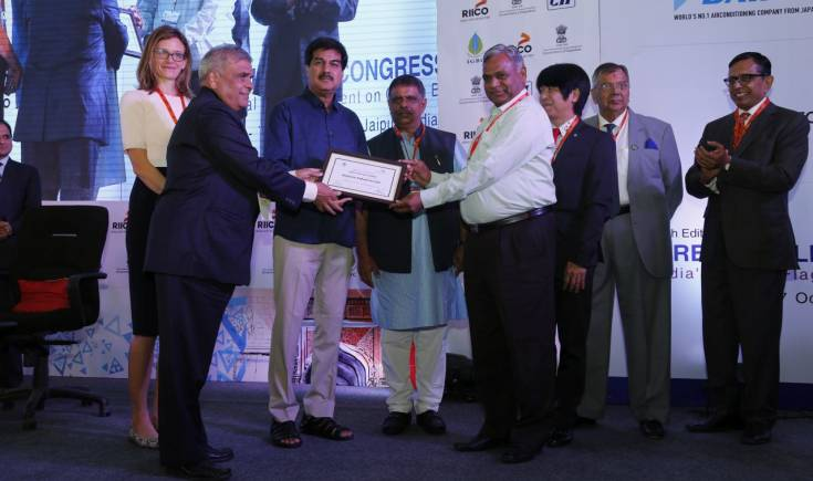 Reliance Industries among companies felicitated with Green Championship awards