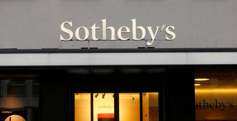 Value spent by Indian clients at Sotheby's rose by 54% in last 5 yrs: Sotheby's India
