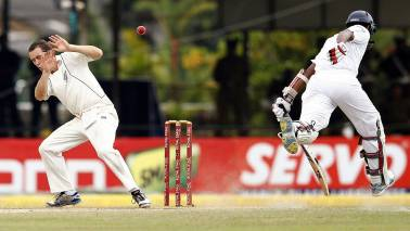 Cricket: NZ spinner Astle out of India tour, replaced by Sodhi