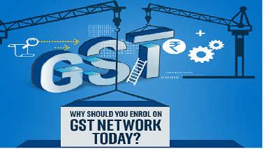 GST Network- Here's why you should enrol right NOW!
