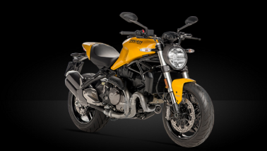 Ducati unveils 2018 Ducati Monster 821, price expected to be over Rs 10 lakh