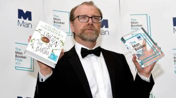 Man Booker Prize 2017: George Saunders wins for Lincoln in the Bardo