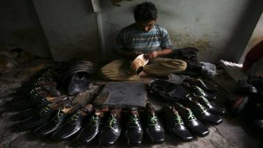 Bata, Liberty Shoes, Relaxo, Mirza up 3-12% as cabinet may mull package for leather sector