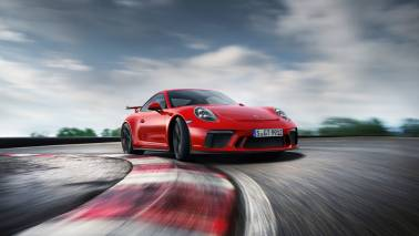 Porsche launches 911 GT3 in India at Rs 2.31cr