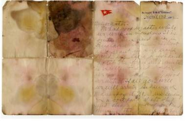 Last post: Titanic victim's letter sells for record $166,000