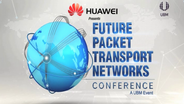 Watch the highlights of the Future Packet Transport Networks Conference