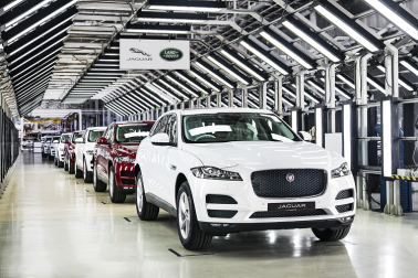 Jaguar cuts price of F-Pace by Rs 8 lakh, begins local manufacturing