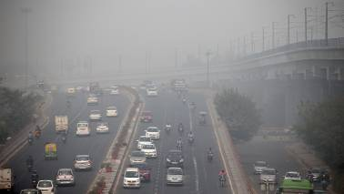 Delhi pollution: Smog subsides but pollution levels still high as authorities announce a flurry of actions