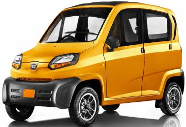 Bajaj Auto's quadricycle is just one step away from hitting Indian roads