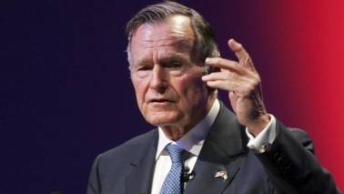 Despite 7 women's statements, George Bush unlikely to be prosecuted