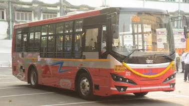 BEST ropes four battery operated buses on Mumbai roads