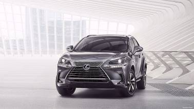 Lexus unveils NX 300h, commercial launch in January