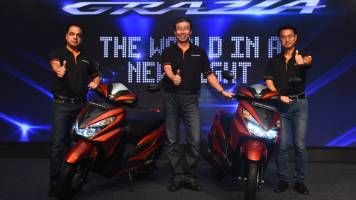 We want to focus on the cruiser segment in future: Honda India President