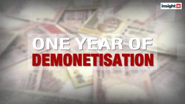 Watch: Remembering the 8th of November — one year of demonetisation