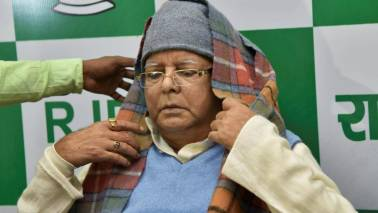 Heart patient Lalu Prasad Yadav gets organic vegetables as New Year gift from followers