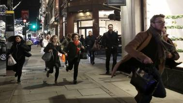 London Oxford Street chaos due to 'altercation' between 2 men: Police