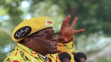 Robert Mugabe — Zimbabwe's liberator and, for many, its oppressor