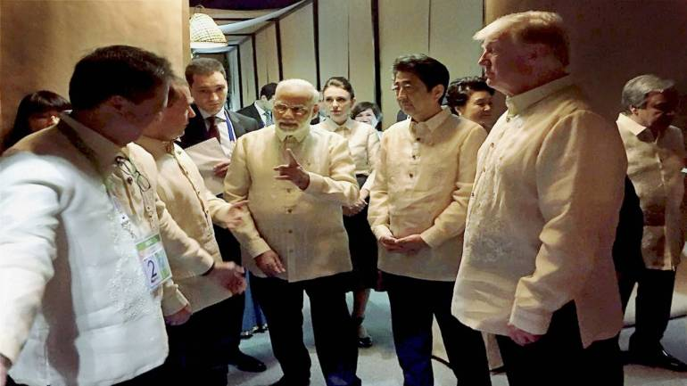 Indo-US relationship beyond mutual interest, good for humanity: Modi