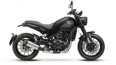 Benelli Leoncino Scrambler spotted during test drive in Pune